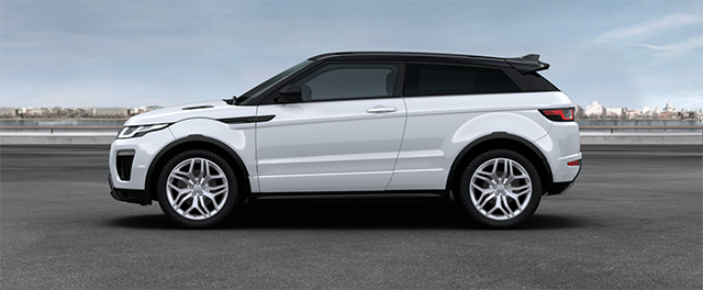 RANGE ROVER EVOQUE COUPE´ HSE DYNAMIC